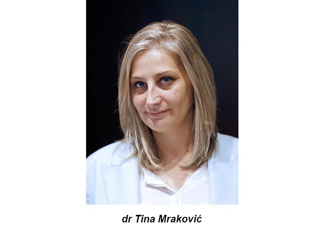 Autor dr Tina Mraković