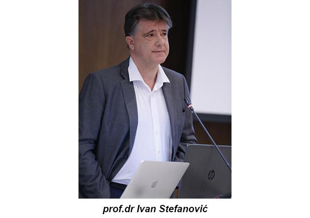 Autor Prof.dr Ivan Stefanović