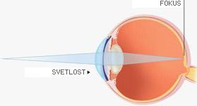 normalno ljudsko oko